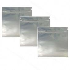 Фольгированный многослойный пакет  7х7 см. , толщина 100 мкм.