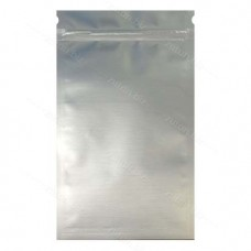 Фольгированный матовый  многослойный пакет 12х20 см , толщина 100 мкм.