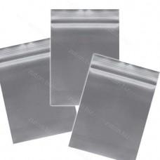 Серый  однослойный  полиэтиленовый пакет  размер 5х7 см, толщина 100 мкм.