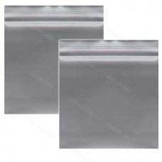 Серый  однослойный  полиэтиленовый пакет  размер 12 х14 см, толщина 100 мкм.